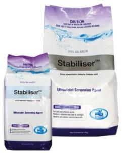 pool stabiliser
