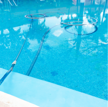 Cleaning Pool 2