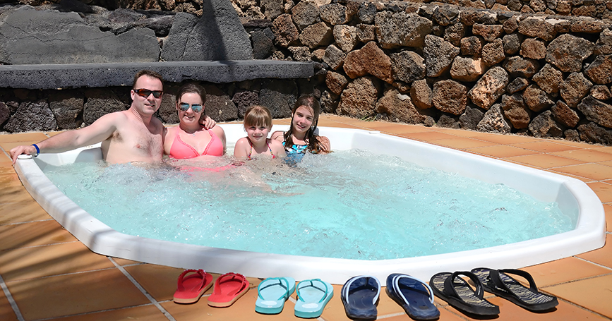family spa