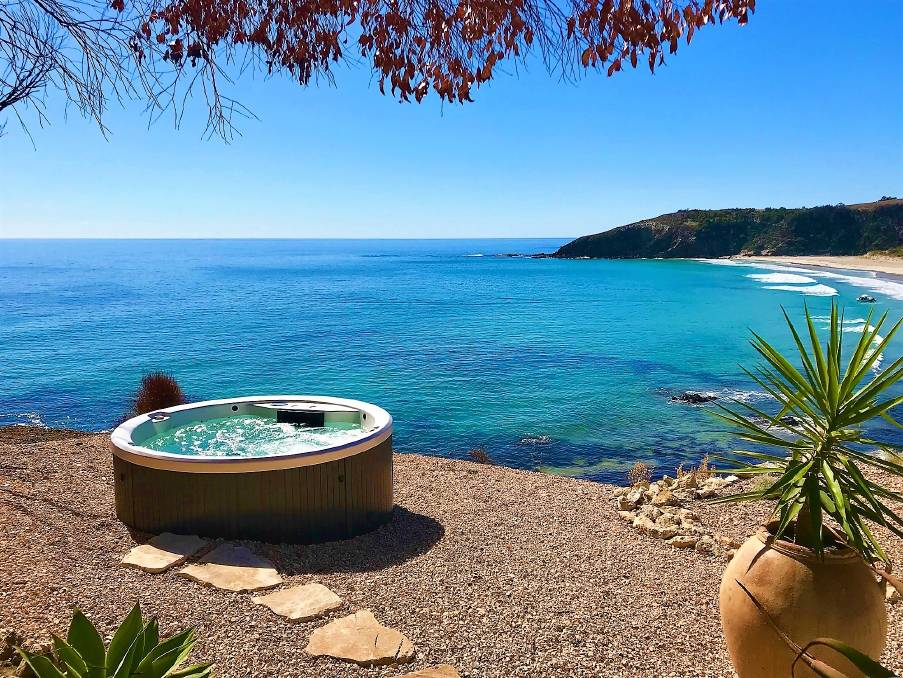australia kangaroo island spa holiday travel inspiration scenery
