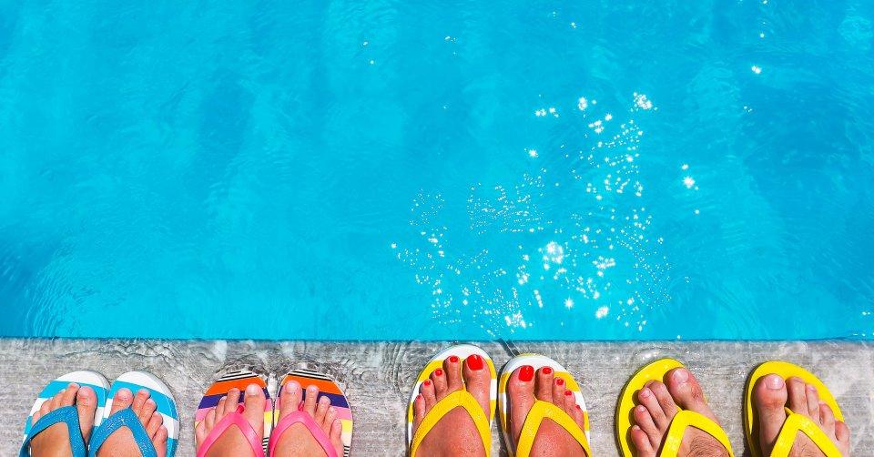 sparkling crystal clear water pool maintenance bioguard australia new zealand backyard diy
