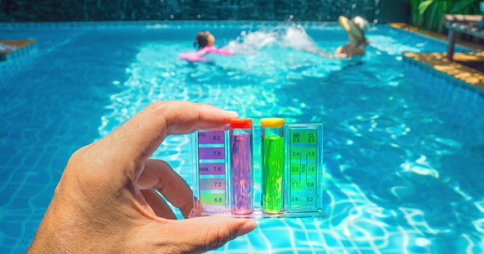 Is your pool water being a real itch?